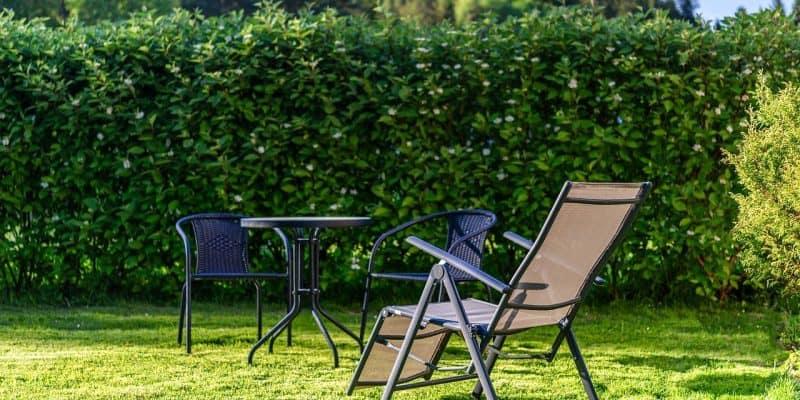 Krzesła, które będą pasowały do każdego ogrodu