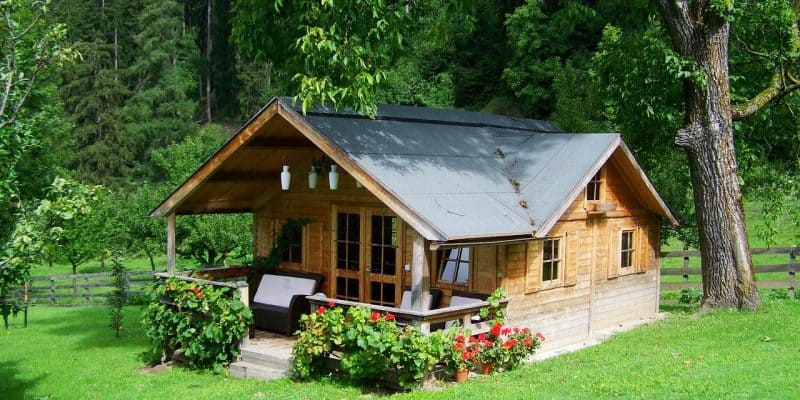 Rośnie zainteresowanie budową drewnianych domów