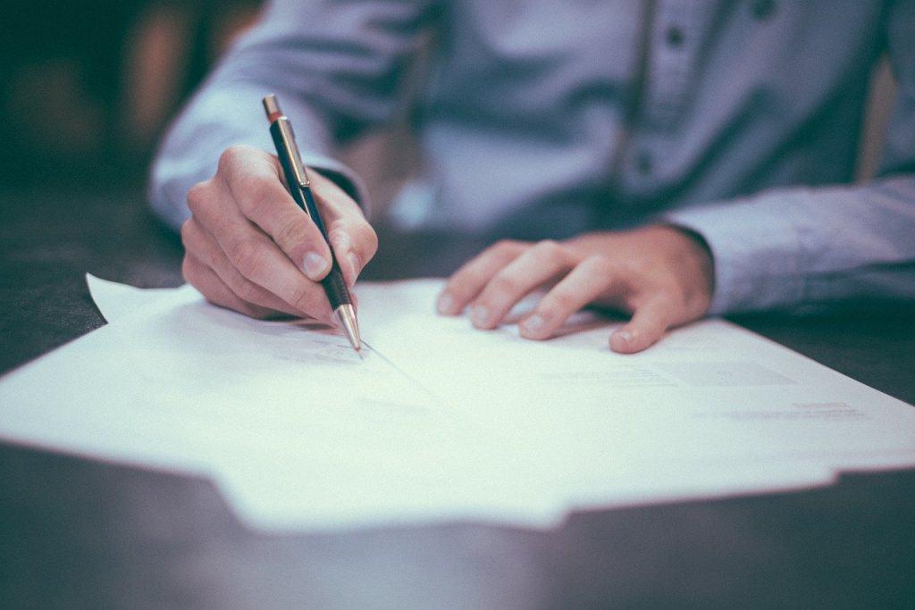 Kredyt hipoteczny, formalności