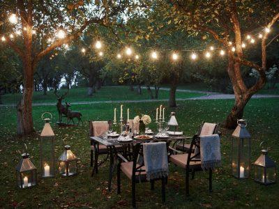 Przyjęcie w ogrodzie - TOP 10 pomysłów na dekoracje