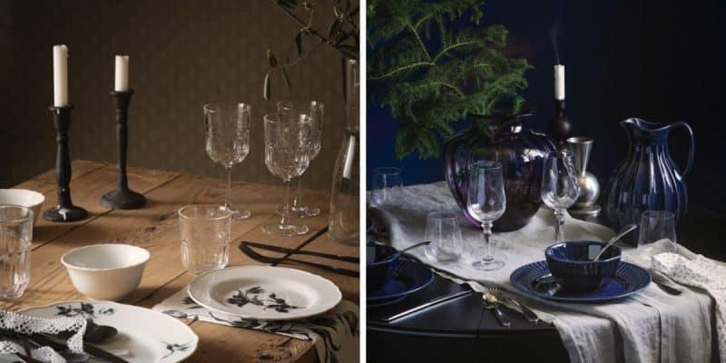 4 inspiracje na aranżację stołu