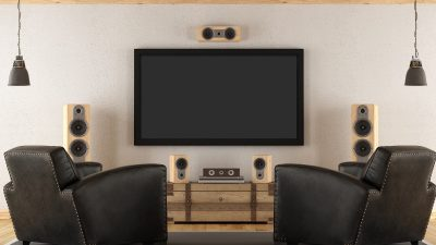 Jak stworzyć kino domowe w salonie?