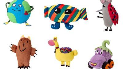 Dzieci projektują pluszaki - nowa kolekcja w IKEA