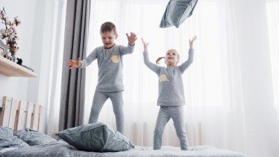 Pokój dzieci razem czy osobno?