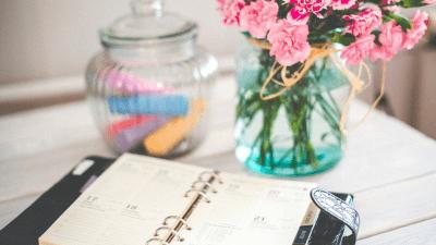 DIY: Kalendarz rodzinny na 2021 rok