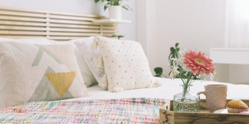 Łóżka w stylu eco-friendly