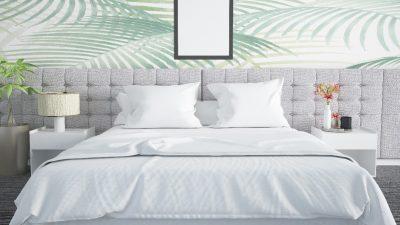 Tropikalne inspiracje dla Twojej sypialni