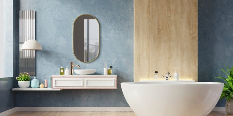 Wodoodporne panele do każdej łazienki