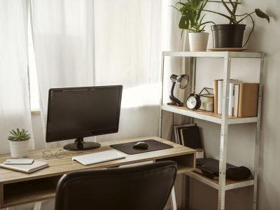 Home office - jak pracować z domu i zorganizować miejsce?