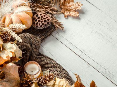 6 dekoracji jesiennych, które zrobisz samodzielnie!