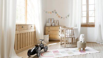 Jaką wybrać podłogę do pokoju dziecka?