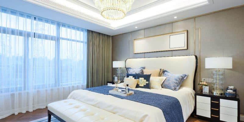 Sypialnia w hotelowym stylu - 3 ważne aspekty