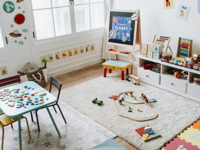 Jak urządzić pokój przedszkolaka?