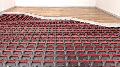 Ogrzewanie podłogowe - gdzie się sprawdzi takie rozwiązanie?