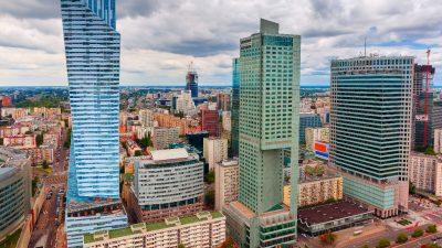 Systemy smart city coraz bardziej popularne przez pandemię