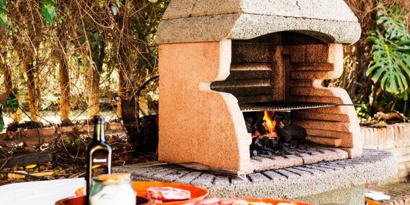Aranżujemy miejsce na grilla i relaks w ogrodzie!