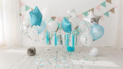 Dekoracje urodzinowe - organizujemy przyjęcie dla malucha!