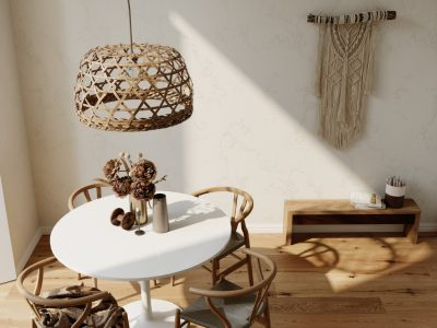 Jak przerobić klosz z lampy? 4 inspiracje